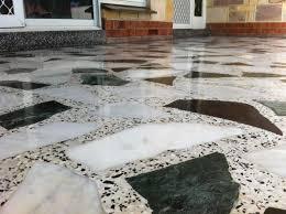 5 hal yag sering luput saat merawat lantai teraso