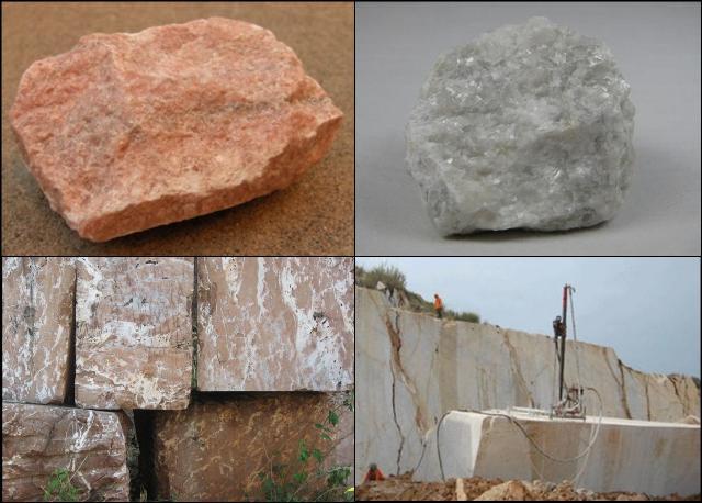 Batu Marmer Terjadi Karena Hal Ini ..