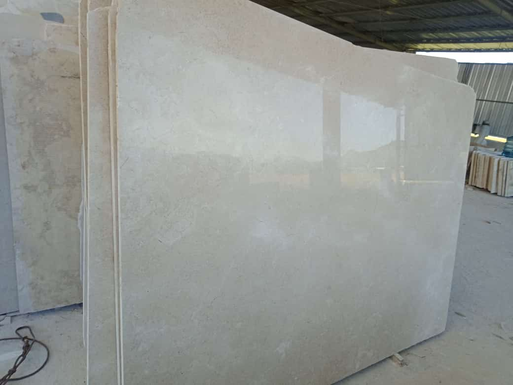 Marmer Ujung Pandang Texture Crema Nipa Unggulan Indonesia