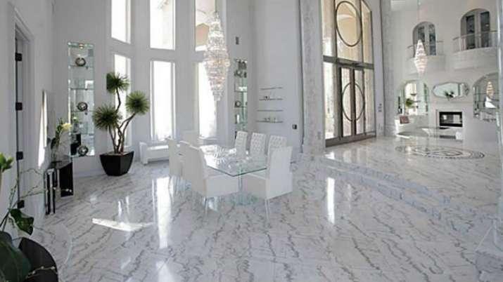 Konsep Penggunaan Texture Marmer Agar Rumah Lebih Elegan